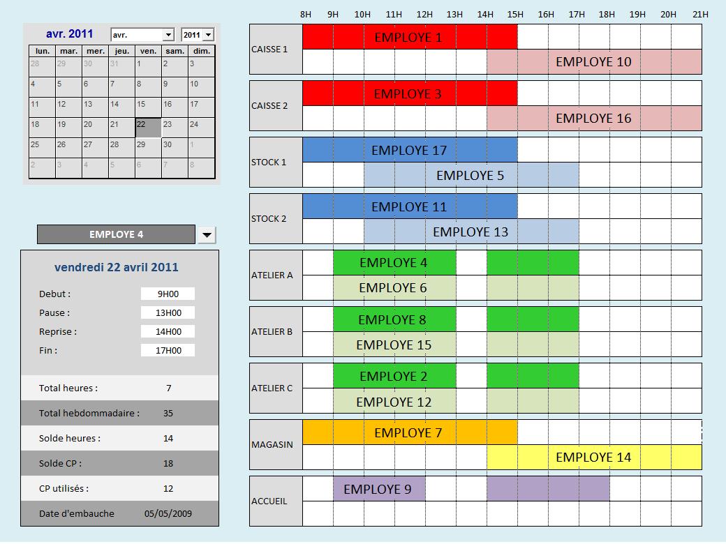 "Search Results for ""Template Emploi Du Temps Mensuel"" - Calendar 2015"